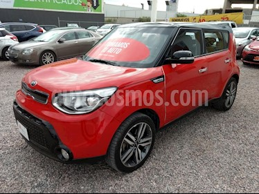 Foto venta Auto usado Kia Soul EX Aut (2016) color Rojo precio $245,000