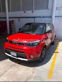 Foto venta Auto usado Kia Soul EX Aut (2019) color Rojo precio $295,000