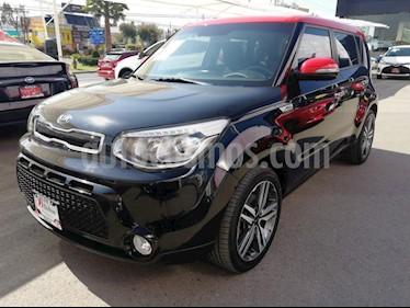 Foto venta Auto usado Kia Soul EX Aut (2016) color Negro precio $229,000