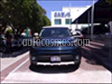 Foto venta Auto usado Kia Soul EX Aut (2018) color Azul Marino precio $289,000