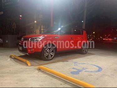 Kia Soul EX Aut usado (2018) color Rojo precio $285,000