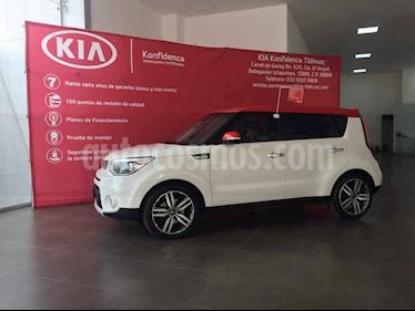 Foto venta Auto usado Kia Soul EX Aut (2018) color Blanco precio $279,000