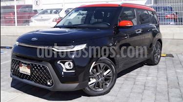 Foto venta Auto usado Kia Soul EX Aut (2020) color Negro precio $310,000