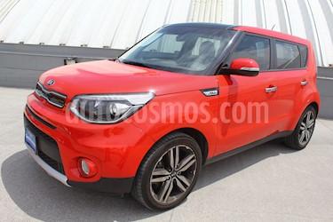 Foto Kia Soul EX Aut usado (2018) color Rojo precio $278,000