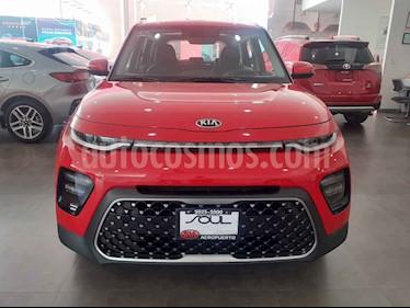 Foto Kia Soul EX Pack Aut Fifa Edition usado (2020) color Rojo precio $365,000