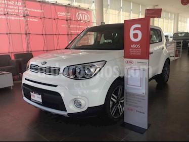 Foto venta Auto usado Kia Soul EX Pack Aut (2019) color Blanco precio $342,900