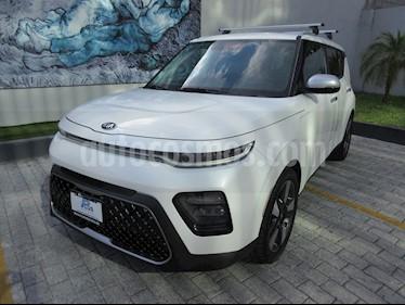 Foto venta Auto usado Kia Soul EX Pack Aut (2020) color Blanco precio $379,000