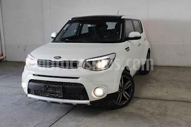 Foto venta Auto usado Kia Soul EX Pack Aut (2018) color Blanco precio $310,000