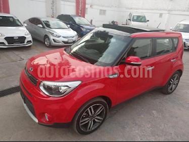 Foto venta Auto usado Kia Soul EX Pack Aut (2019) color Rojo precio $335,000