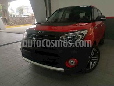 Foto venta Auto usado Kia Soul EX Pack Aut (2018) color Rojo precio $328,000