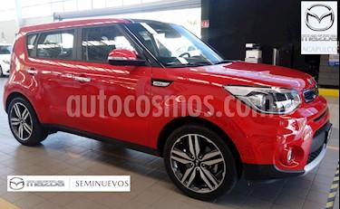 Foto venta Auto usado Kia Soul EX Pack Aut (2018) color Rojo Infierno precio $325,000