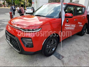 Foto venta Auto usado Kia Soul EX Pack Aut (2020) color Rojo precio $406,900