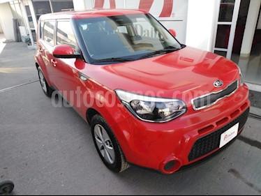 Foto venta Auto usado Kia Soul LX Aut (2016) color Rojo precio $210,000