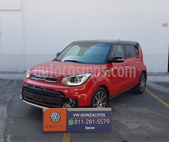 foto Kia Soul LX Aut usado (2018) color Rojo precio $357,800