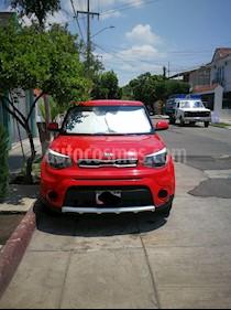 Kia Soul LX Aut usado (2018) color Rojo precio $248,000