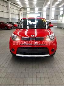 Foto venta Auto usado Kia Soul LX (2019) color Rojo precio $252,000