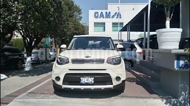 Foto venta Auto usado Kia Soul LX (2018) color Blanco precio $242,900