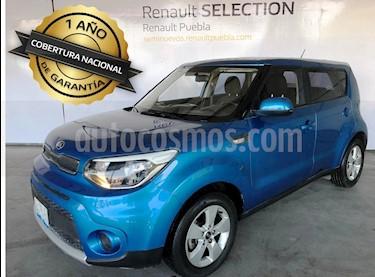 Foto venta Auto usado Kia Soul LX (2018) color Azul precio $245,000