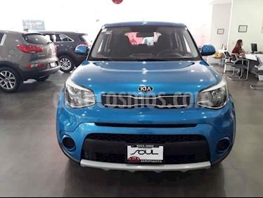 Foto venta Auto usado Kia Soul LX (2019) color Azul precio $249,000