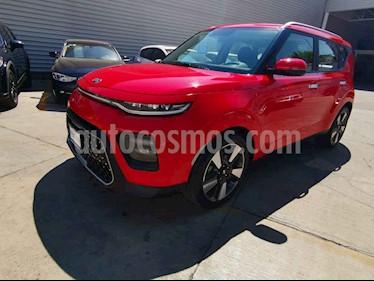 Kia Soul 5 pts. EX PACK, 2.0L, 147HP, TA6, A/AC, f. led, RA usado (2020) color Rojo precio $389,000