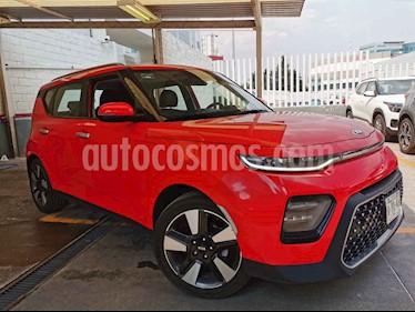 Kia Soul 5 pts. EX PACK, 2.0L, 147HP, TA6, A/AC, f. led, RA usado (2020) color Rojo precio $350,000