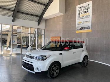Kia Soul EX Aut usado (2018) color Blanco precio $275,000