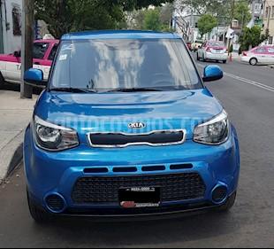 Kia Soul LX usado (2016) color Azul precio $177,500
