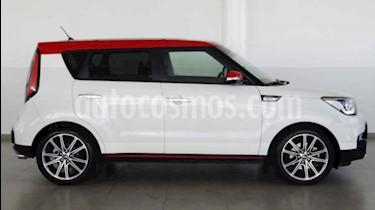 Kia Soul SX Aut usado (2017) color Blanco precio $297,000