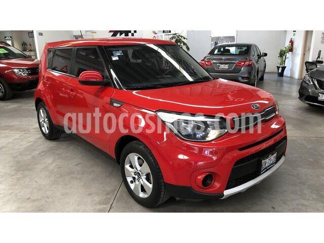 Kia Soul LX usado (2018) color Rojo Infierno precio $235,000
