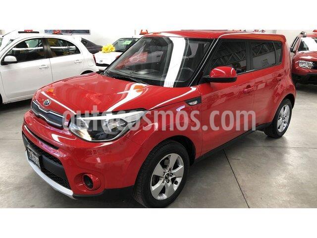 Kia Soul EX Aut usado (2018) color Rojo precio $229,000