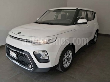 Kia Soul 5 pts. EX PACK, 2.0L, 147HP, TA6, A/AC, f. led, RA usado (2020) color Blanco precio $325,000
