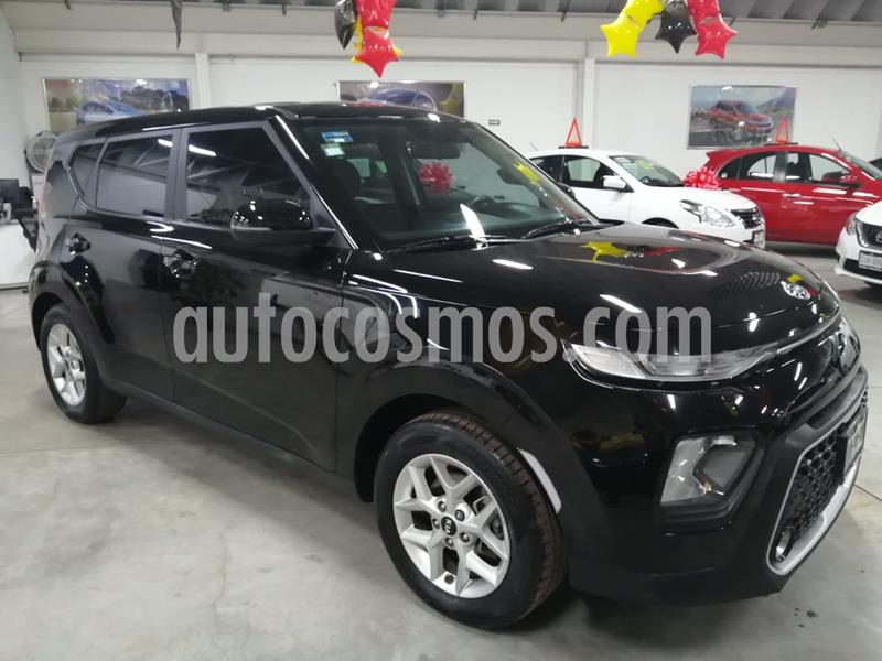 Kia Soul LX usado (2020) color Negro precio $255,000