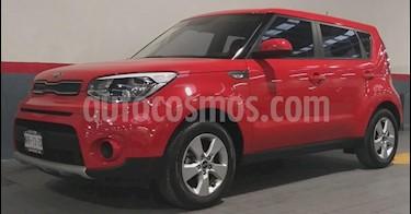 Kia Soul 5P LX. 1.6L 120 HP TM6 A/AC. RA-16 usado (2019) color Rojo precio $255,000