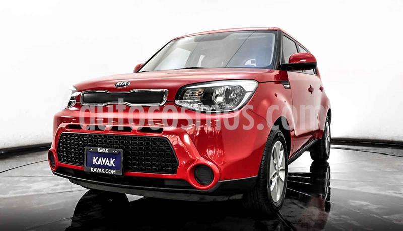 Kia Soul LX usado (2016) color Rojo precio $197,999