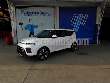 Kia Soul EX Pack Aut Fifa Edition usado (2020) color Blanco precio $264,000