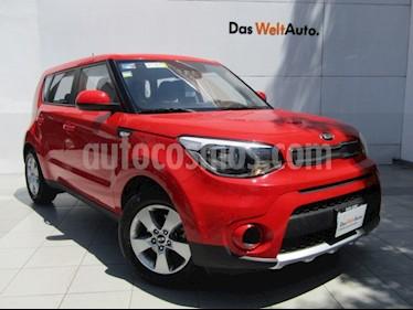 Kia Soul LX usado (2018) color Rojo Infierno precio $199,000