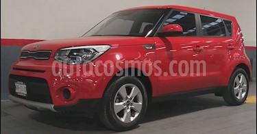 Kia Soul LX usado (2019) color Rojo precio $255,000