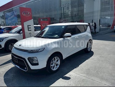 Kia Soul LX Aut usado (2020) color Blanco precio $270,900