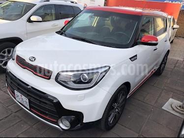 Foto venta Auto usado Kia Soul SX Aut (2018) color Blanco precio $355,000