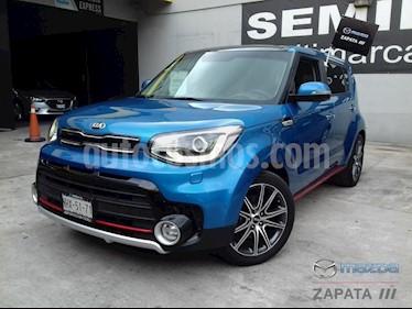 Foto venta Auto usado Kia Soul SX Aut (2019) color Azul precio $325,000