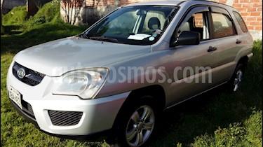 Foto venta Auto usado Kia Sportage 2.0L 4x2 GSL (2011) color Plata precio u$s15.500