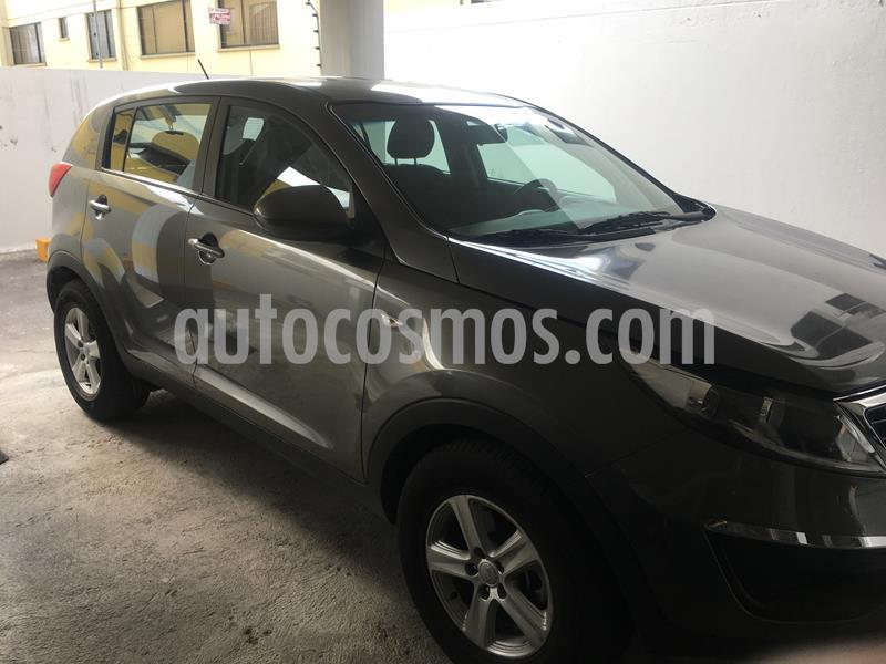 Kia Sportage R 2.0L  AT usado (2018) color Gris precio u$s22.500