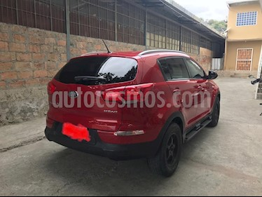 Foto venta Auto usado Kia Sportage R R 2.0L 4x2 GSL Aut (2014) color Rojo precio u$s24.000