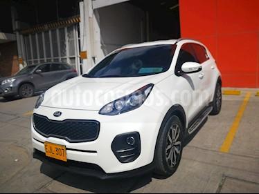 Foto venta Carro usado KIA Sportage 2.0L 4x2 Ac Aut (2018) color Blanco precio $80.000.000