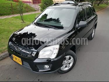 Foto venta Carro Usado KIA Sportage 2.0L 4x2 Ac Aut (2011) color Negro precio $35.900.000