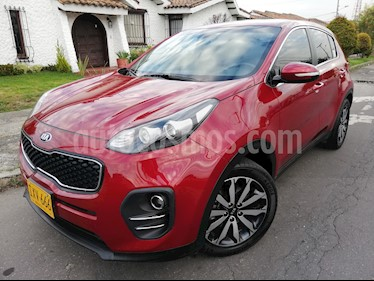 Foto venta Carro usado KIA Sportage 2.0L 4x2 Aut (2017) color Rojo precio $74.900.000