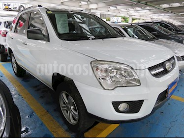 Foto venta Carro usado KIA Sportage 2.0L 4x2 Aut (2014) color Blanco precio $36.900.000