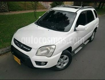 Foto venta Carro usado KIA Sportage 2.0L 4x4 Aut  (2011) color Blanco precio $34.300.000