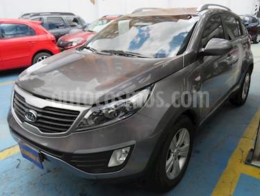 Foto venta Carro usado KIA Sportage 2.0L 4x4 Aut  (2013) color Gris precio $57.900.000