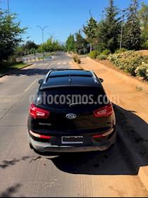 Kia Sportage 2.0L GTL AWD Full Aut  usado (2013) color Negro precio $9.490.000